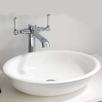 Victoria + Albert Radford Раковина 51х39.5 см, без отв., цвет: белый