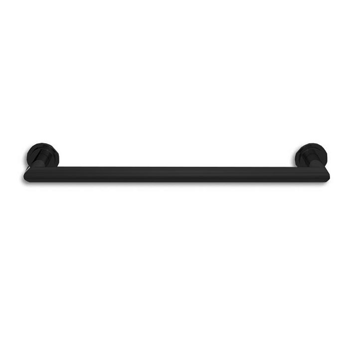 Bertocci Cento Полотенцедержатель 62,5 см, подвесной, цвет: черный матовый