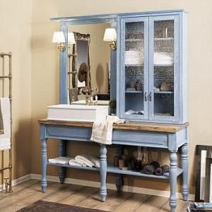 Мебель для ванной комнаты Gaia Loira