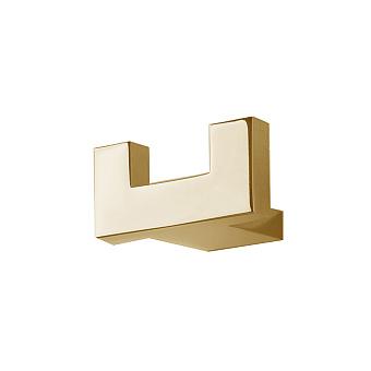 3SC SK Крючок двойной, цвет: золото 24к. Lucido