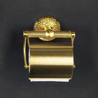 Cristal et Bronze Millesime Держатель для туалетной бумаги, золото