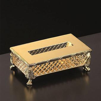 Cristal et Bronze Prestige Диспенсер для бумажных полотенец на львиных лапах