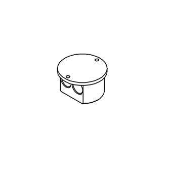 Fantini Внутренняя часть потолочного смесителя для раковины