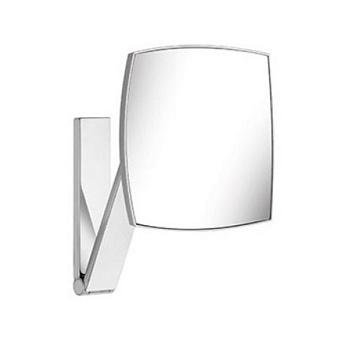 Keuco iLook_move Зеркало косметическое без подсветки прямоугольное подвесной монтаж, цвет: хром