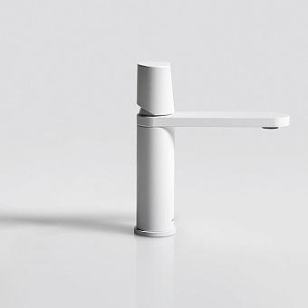 Antonio Lupi Indigo Смеситель для раковины, 1 отв., цвет: белый матовый