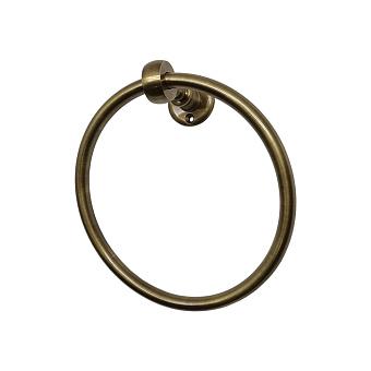 Devon&Devon First Class Полотенцедержатель кольцо, цвет: бронза