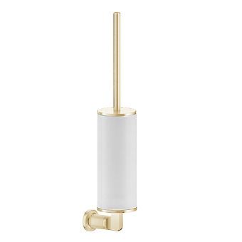 Gessi Inciso Ершик для туалета, напольный. цвет: золото