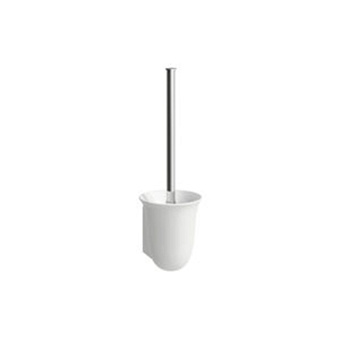 Laufen New Classic Ершик для туалета, держатель керамический цвет белый матовый