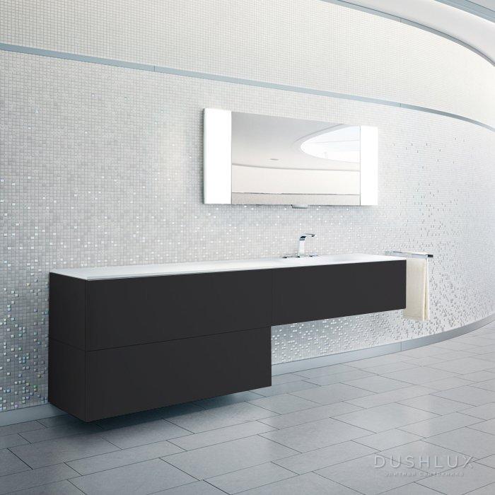 Keuco Edition 11 Planning Комплект мебели 210х53.5х35 см, цвет: антрацит