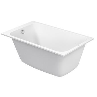 Duravit Durastyle Ванна 1400х800 мм, акриловая, прямоугольная встраиваемая или с панелями, цвет белый