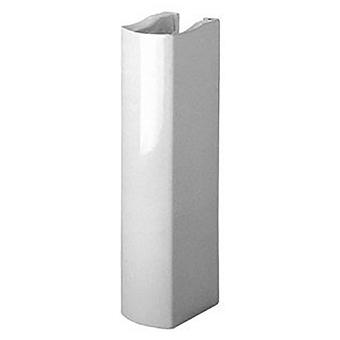 DURAVIT Happy D.2  Пьедестал для раковины (231680,231665,231660), цвет: белый