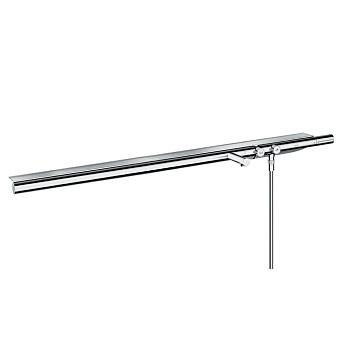 Axor Showers Настенный термостат для ванны, с полкой 1113х70мм, 2 потреб., цвет: хром
