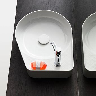 Laufen VAL Раковина-чаша 50х40х12.5 см, 1 отв., цвет: белый