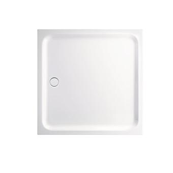 BETTE Душевой поддон квадратный 120х120хh6,5см с отв-м слива d9см цвет белый