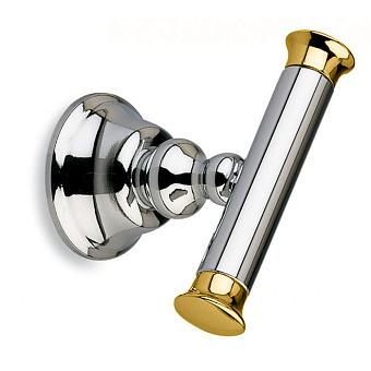 StilHaus Smart Крючок, цвет: хром/золото