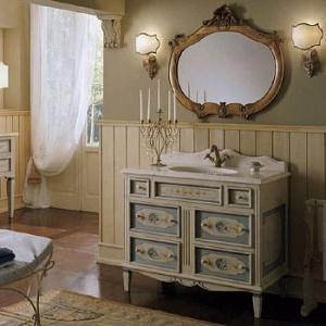 Мебель для ванной комнаты Mobili Di Castello Paris