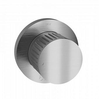 Встраиваемый смеситель для душа из нержавеющей стали Bongio Time 2020, цвет: нержавеющая сталь