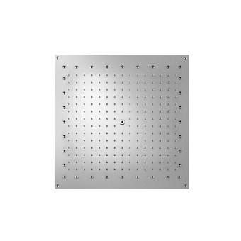 BOSSINI PARIS-CUBE Верхний душ 370 x 370 мм, FLAT, цвет: хром
