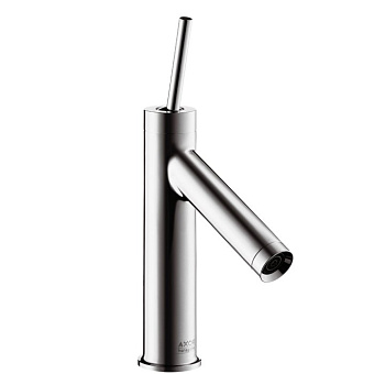Axor Starck Однорычажный смеситель для раковины 90 без тяги, цвет: хром