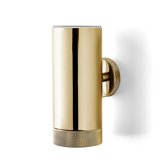 3SC Ribbon Стакан подвесной, цвет: золото 24к. Lucido