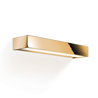 Decor Walther Box 40 N LED Светильник настенный 40x10x5см, светодиодный, 1x LED 16W, цвет: золото