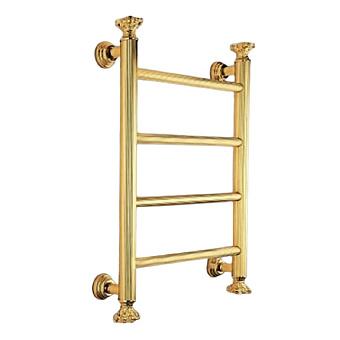 Margaroli Sole Полотенцесушитель электрический 56.5х11х83.5см., межосевое расстояние: 55см., цвет: золото