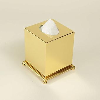 Cristal et Bronze Prestige Диспенсер для бумажных полотенец, настольный, цвет: золото