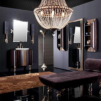 Karol Bania comp. №6, комплект напольной мебели 75 см. цвет: Эбеновое дерево фурнитура: золото
