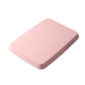 Artceram Civitas Крышка с сиденьем для унитаза, механизм soft-close, цвет: розовый/хром