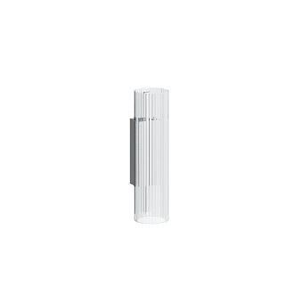 Laufen Kartell Настенный светильник, цвет: прозрачный кристал