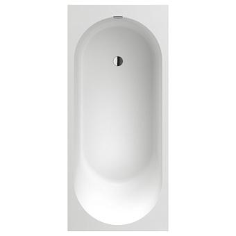 Villeroy&Boch Oberon 2.0 Ванна 180х80см, отдельностояшая, цвет: Stone White