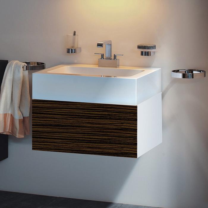 Keuco Edition 300 Комплект мебели 65x52.5х31.5 см, эбано