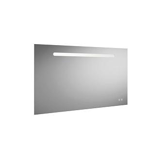 Burgbad Fiumo Зеркало со светодиодной подсветкой, выключателем, подогревом и USB розеткой 120х70х30 мм
