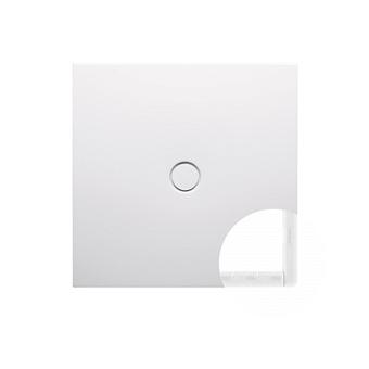 BETTE Душевой поддон прямоугольный 120х90хh3,5см, D=9см, цвет: белый