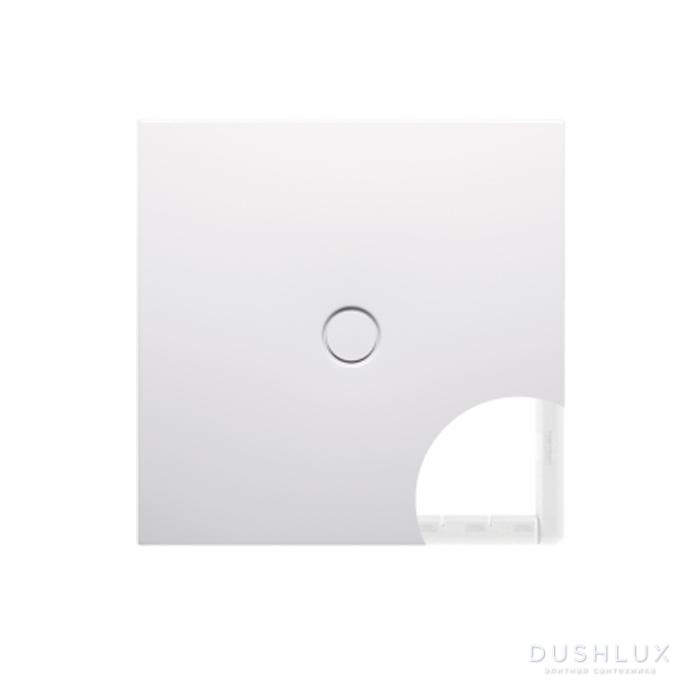 BETTE Душевой поддон прямоугольный 120х90хh3,5см, D=90 мм, цвет: белый