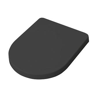 Artceram FILE 2.0  Сиденье для унитаза с микролифтом,  цвет черный