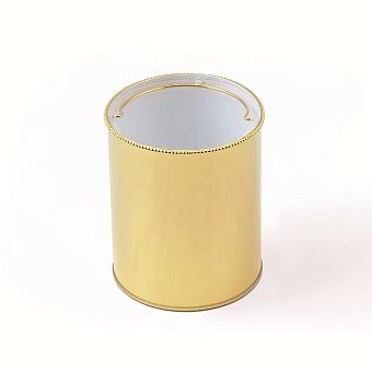 Cristal et Bronze Prestige Корзина без крышки в цвете золото