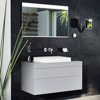 Keuco Edition 400 Комплект мебели 105х53.5х54.6 см, титан