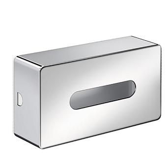 EMCO Loft Контейнер для салфеток, подвесной, opbouw, wandmodel, цвет: хром