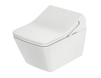 TOTO SP Унитаз подвесной 38x58x33.5см, сиденье Washlet +SX, цвет: белый