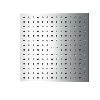 Axor ShowerSolution Верхний душ, 250x250мм, 2jet, потолочный монтаж, цвет: хром