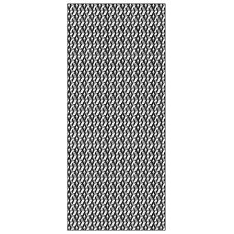 Ornamenta Operae Керамическая плитка 120х278см, настенная, декор: Warp Grey