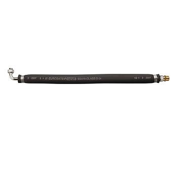 Axor Гибкая подсоединительная труба, с угловым соед., 800 мм, ¾'