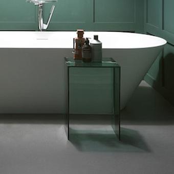 Laufen Kartell Табурет, 330х280х465мм, пластик, цвет: изумрудный зеленый