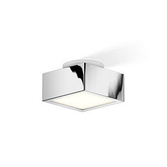 Decor Walther Cut 10 N LED Светильник потолочный 10x10x6.5см, светодиодный, 1x LED 10W, цвет: хром
