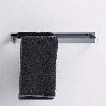 Agape Memory Полотенцедержатель, 36см, цвет: глянец