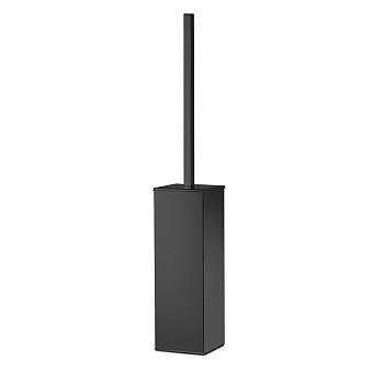 3SC SK Ёршик напольный, длиная ручка, цвет: черный матовый