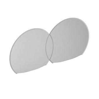 Devon&Devon Double Kalos Зеркало 205х100см, двойное настенное, с LED посветкой IP44