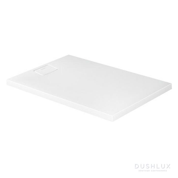 Duravit  Stonetto Поддон композитный прямоугольный  1200x800х50mm, d90, цвет белый