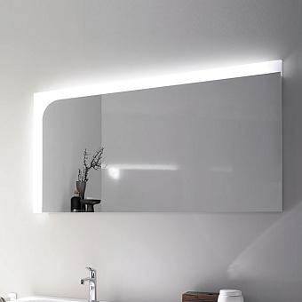 Burgbad Sinea Зеркало с подсветкой 120x64 см, сенсорный выкл.